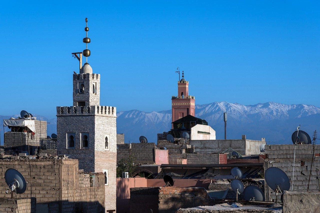 Marrakech, grande terre d'attractivité et de visibilité.