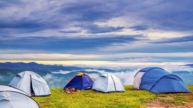 Camping : les principaux avantages pour notre santé